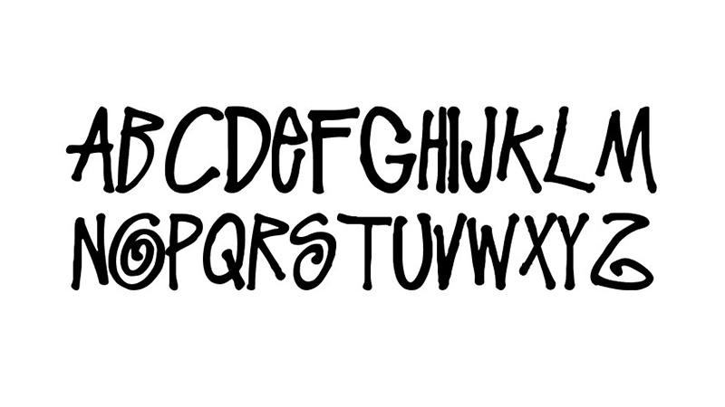 Stussy Script Font Family Download