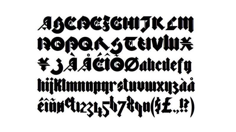 Bastard Font Family Download
