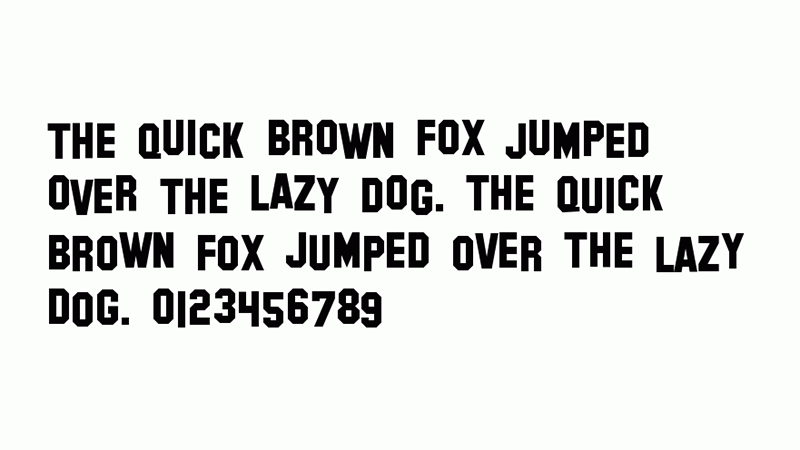 Hollywood Sign Font Family Download