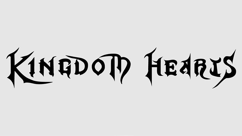 Kingdom Hearts Font Family Free Download
